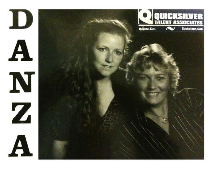 """Teri Wood & Maurna Bowman """"Danza"""""""
